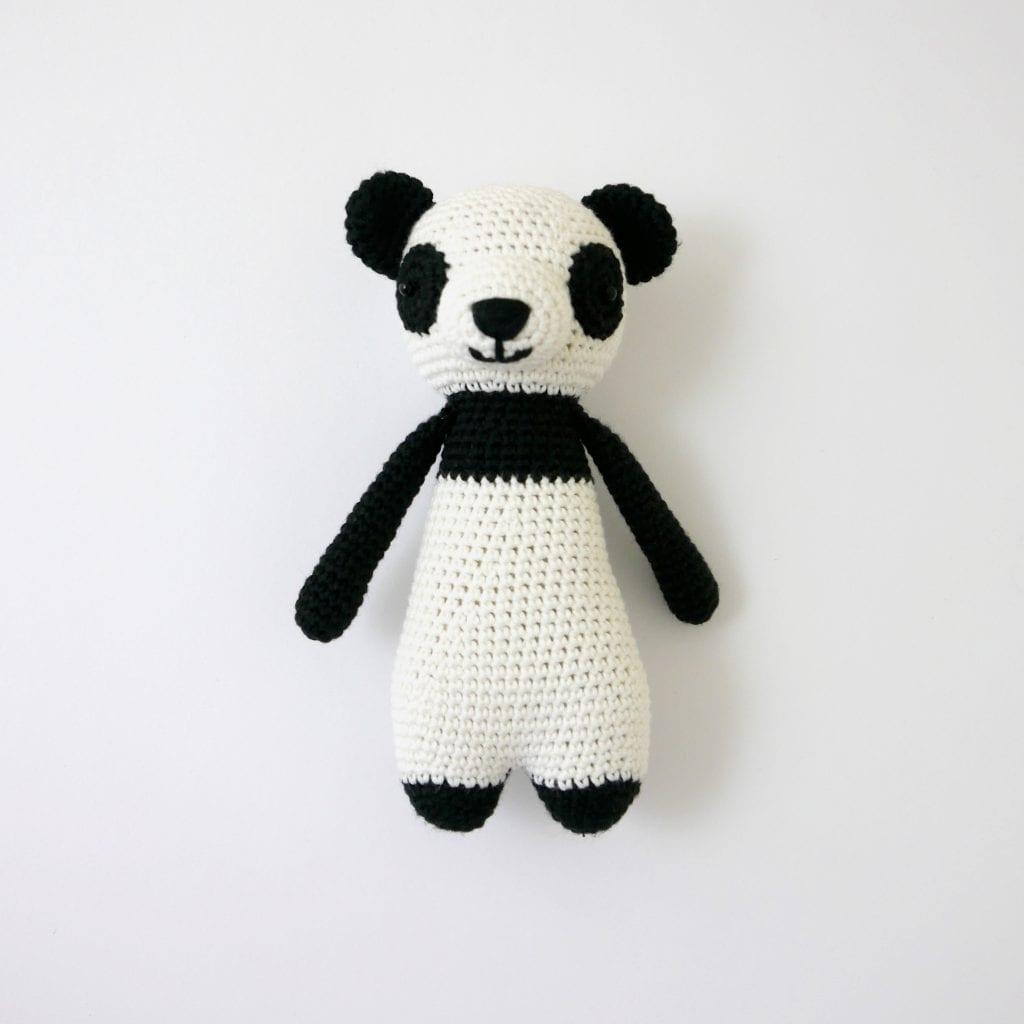 Mr Panda bear