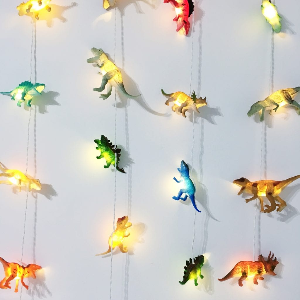 Dinosaur Lights