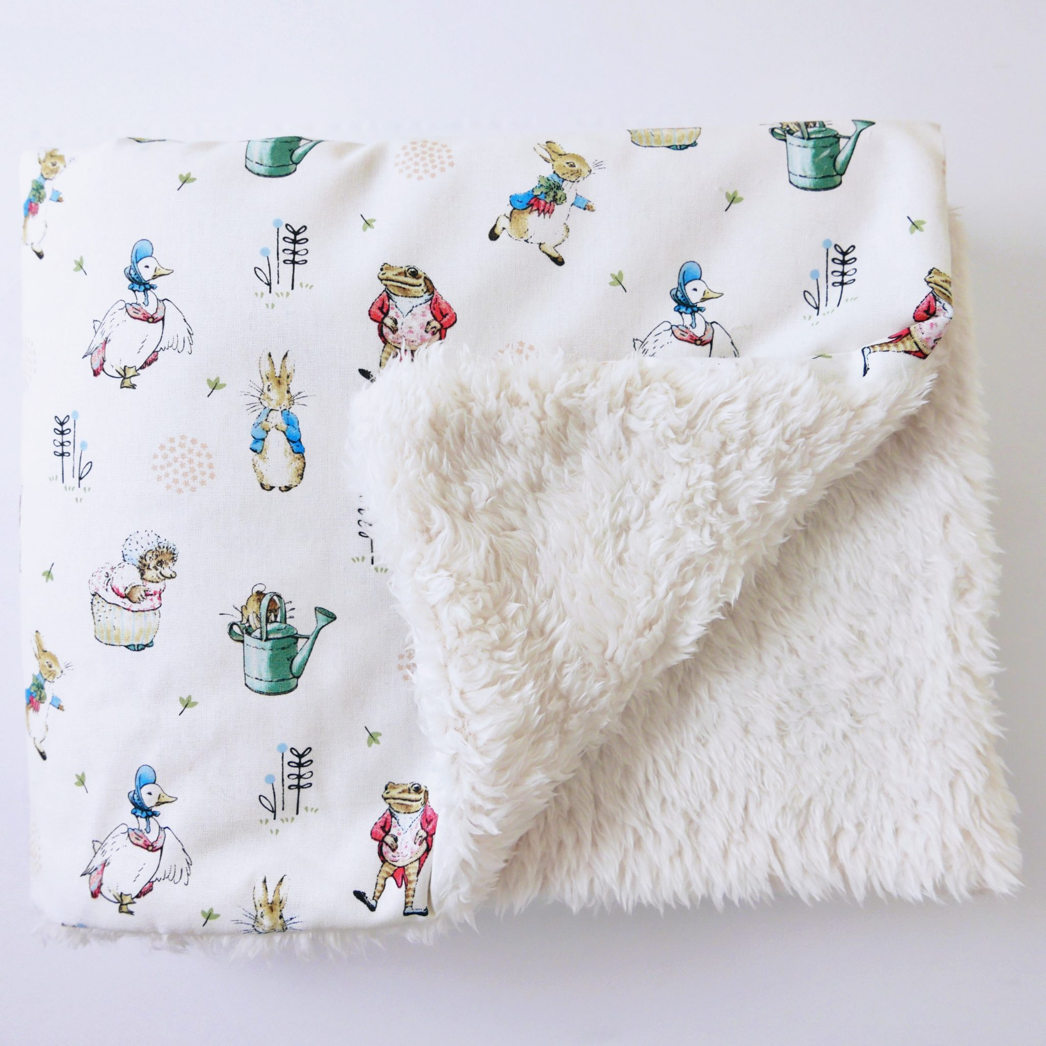 Peter Rabbit & Friends Blanket